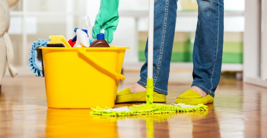Besoin d'une aide pour le ménage, le repassage...